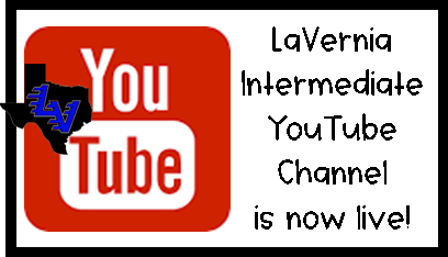 LaVernia Intermediate YouTube Channel