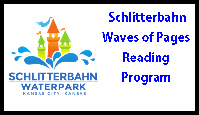 Schlitterbahn Wave of Pages Reading Incentive Program Update