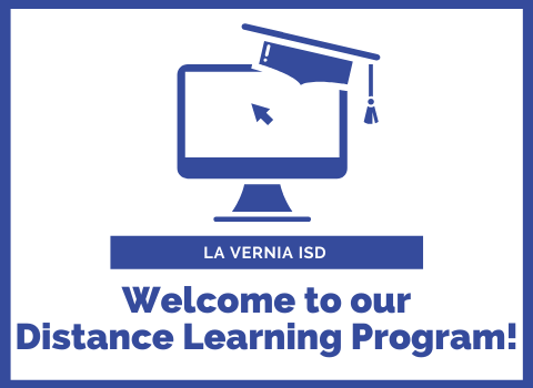 Welcome to Distance Learning in LVISD!