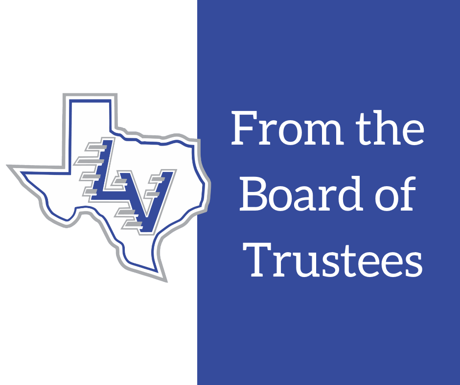Message from the Board of Trustees