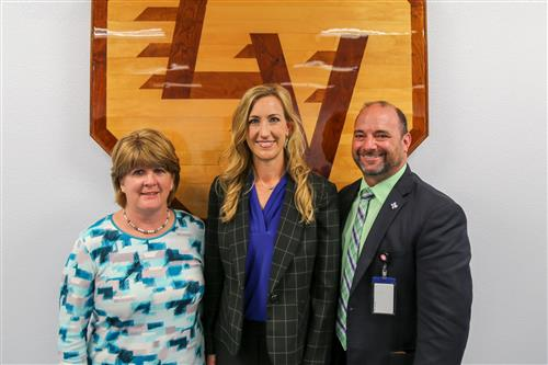 LVISD Trustees Announce Hiring of Primary School Principal
