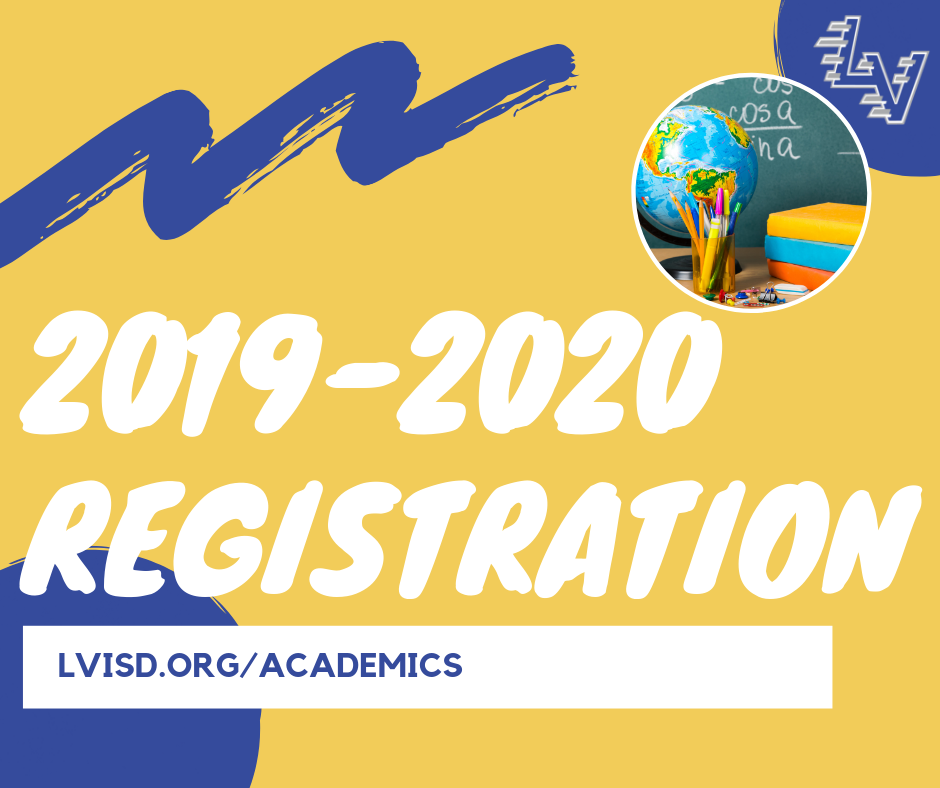 2019-2020 Registration Coming Soon!